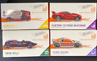 Hot Wheels id CUSTOM 15 FORD MUSTANGTANKFULTWIN MILLFORD RS200 LIMITED LOT