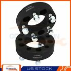 2 15 Wheel Spacers 5x45 5x1143 For Ford Edge Mustang Mercury Grand Marquis