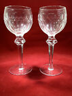 Waterford Curraghmore Wine Hock Pair Mint Condition