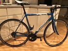 2005 Cannondale CAAD R700 Patriot Blue made in USA very good condition