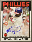 Ryan Howard Cards, Rookie Cards and Autographed Memorabilia Guide 23