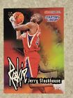 1995 Starting Lineup Jerry Stackhouse Rookie