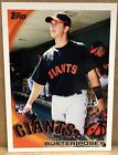 San Francisco Giants Rookie Card Guide - 2012 World Series Edition 11