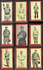 1910 T210 Old Mill Baseball Cards 11