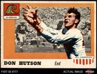 Don Hutson Rookie Card Guide 16