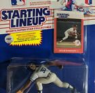 Starting Lineup Willie Randolph #30 1988 + Collector Card