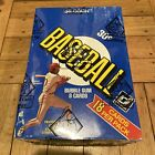 1981 Donruss Baseball BBCE Authentic Sealed Wax Pack Box 36ct