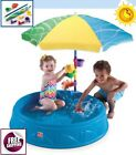 Set Pool Umbrella Accessories Pit Activity Fun Water Play Toys Kids Plastic New