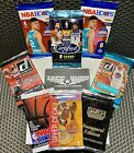 2020-21 Panini NBA Hoops & Certfied Hobby Value Box + 2015 2018 Donruss Pack Lot
