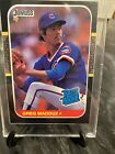 Greg Maddux Cards, Rookie Cards and Memorabilia Guide 18