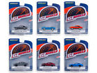 GREENLIGHT MUSCLE SERIES 24 SET OF 6 CARS 1 64 DIECAST MODELS GREENLIGHT 13290