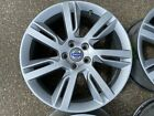 8x18 Volvo Sleipner Wheel Rim Silver Bright Used 31408947