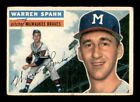 Warren Spahn Cards, Rookie Cards and Autographed Memorabilia Guide 20