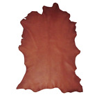 Big Soft Economy Tobacco Sheepskin Leather Hide Super Soft 25 oz Native Crafts