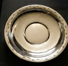Rare Gorham Sterling Silver Stardust Serving Tray Plate 1025 InchesRARE