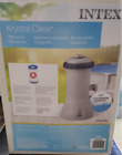 Intex 1000 GPH Easy Set Above Ground Swimming Pool Filter Pump Only