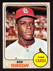 Bob Gibson Cards, Rookie Card and Autographed Memorabilia Guide 21