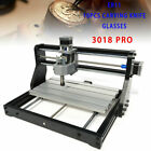 DIY CNC Laser Engraving Machine Kit For Image Text Carving w Protective Glasses