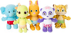 Snap Toys Word Party 7 Plush Baby Animals 5 Pack Lulu Bailey Franny Kip