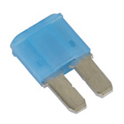 Automotive Micro II Blade Fuse 15A Pack of 50 Sealey M2BF15 by Sealey New