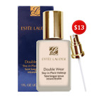 Estee Lauder Double Wear Stay in Place Makeup 1oz 30ml Choose Shade + Pump
