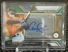 2016 Topps Strata Baseball Cards - Product Review and Hit Gallery Added 43
