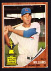 Top 10 Billy Williams Baseball Cards 28