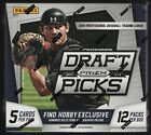 2014 Panini Prizm Perennial Draft Picks Baseball Factory Sealed Hobby Box 3 AUTO