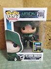 Funko Pop Arrow unmasked 208 SDCC 2015 exclusive limited edition free ship