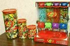 Jelly Belly My Favorites Jelly Bean Machine Dispenser w 4 lb 49 flavors Filler