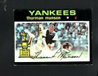 Top 10 Thurman Munson Baseball Cards 23