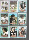 1980 Topps Football Cards 22