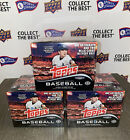 2014 TOPPS UPDATE Baseball Jumbo Sealed HOBBY BOX 10 Packs deGrom Betts Rookie