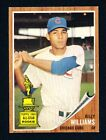Billy Williams Cards, Rookie Card and Autographed Memorabilia Guide 20