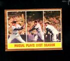 Stan Musial Cards - A Career on Cardboard 35