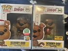 Funko Pop Scooby-Doo #655 Hot Topic Exclusive & #843 Funko Limited Edition