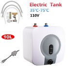 Whole Home Electric Tankless Hot Water Heater Kitchen Bathroom 95 167110V 10L
