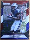 2016 Panini Prizm Derrick Henry Red White Blue Disco Rookie Card