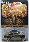 Hot Wheels 18th Annual Collectors Nationals 55 Bel Air Gasser Low 284 MIBP