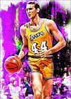 Jerry West Rookie Cards and Autographed Memorabilia Guide 5