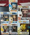 Funko Anime Pop Lot - Choose your Pop! Vaulted, Rare & Exclusive!