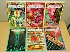 Dynamite Comics KIRBY GENESIS CAPTAIN VICTORY COMPLETE SET # 1-6 VF NM 2011