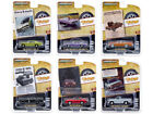Vintage Ad Cars Set of 6 pieces Series 3 1 64 Diecast Model Cars by Greenlight