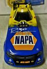 AUTOGRAPHED W COA 2019 Ron Capps NAPA PENNZOIL Dodge Charger RT NHRA Funny Car