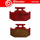Brake Pads BREMBO Sinter Rear For Cannondale MX 400 400 20002002