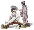 LLADRO SPRINGTIME IN JAPAN --WITH BOX