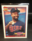 Kirby Puckett Cards, Rookie Card and Autographed Memorabilia Guide 21