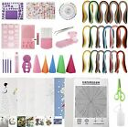 Paper Quilling Kit with 1860 Strips and Quilling Tools and Storage Box DIY Craft