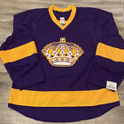 Los Angeles Kings Authentic Reebok Purple Throwback Jersey Size 58 New w Tags!