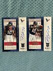 2013 Panini Contenders Rookie Ticket Autographs Variations Guide 10